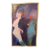 Image of Martin Sumers Oil Painting For Sale