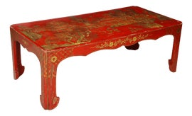 Image of Asian Antique Tables