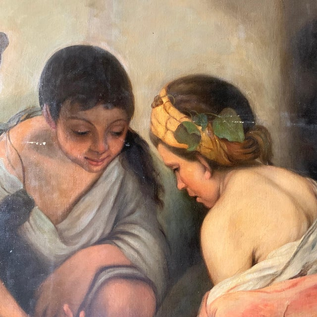 19th Century Copy After Bartolomé Esteban Murillo For Sale In New York - Image 6 of 13