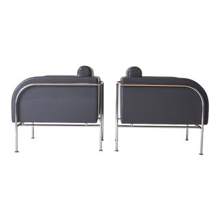Lounge Chairs by Friis & Moltke - A Pair For Sale