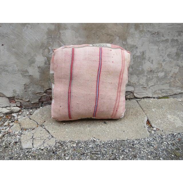 Moroccan Floor Pillow - Image 3 of 3