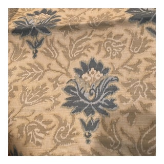 Caspian Hand Printed Small Floral Fabric