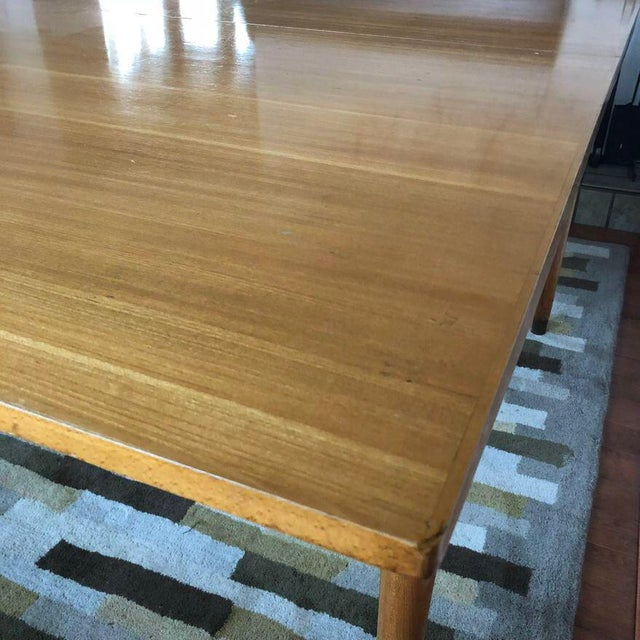 """Milo Baughman for Drexel """"Today's Living"""" Line Dining Table For Sale In Cincinnati - Image 6 of 11"""