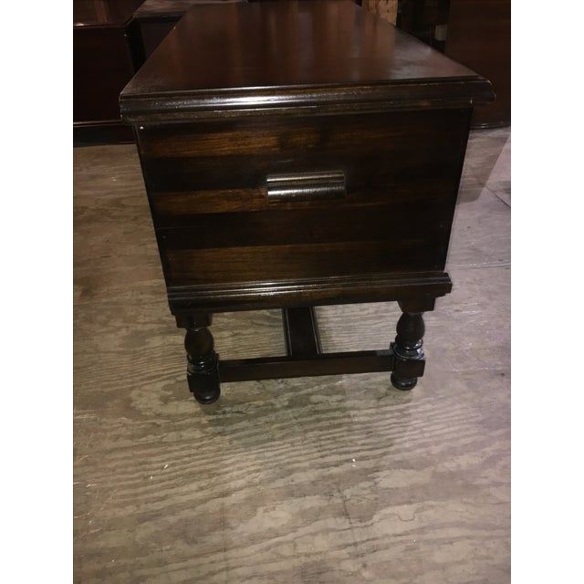 Antique Walnut Cedar Chest by E. R. Roos Co - Image 7 of 11