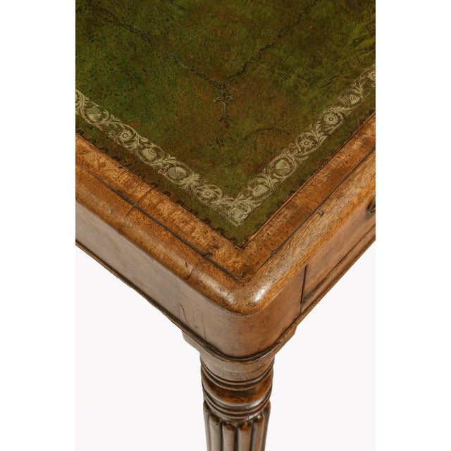 A George III Writing Table, Circa 1810 For Sale - Image 4 of 6