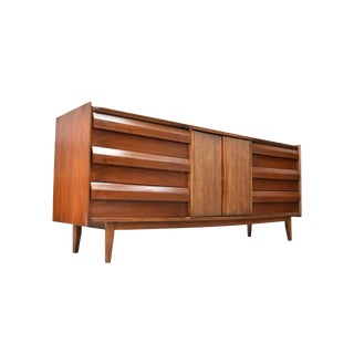 Mid-Century Lane First Edition Credenza/Triple Dresser For Sale