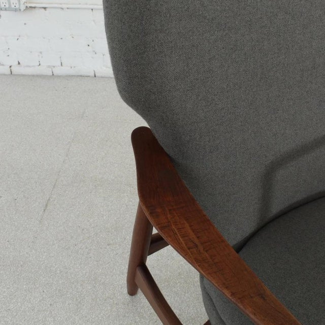 Vintage Finn Juhl Model 1 Lounge Chair For Sale In Los Angeles - Image 6 of 7