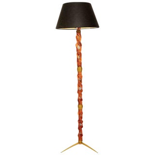 Italian Floor Lamp After Franco Albini For Sale