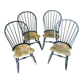 Windsor Dining Chairs - Set of 4