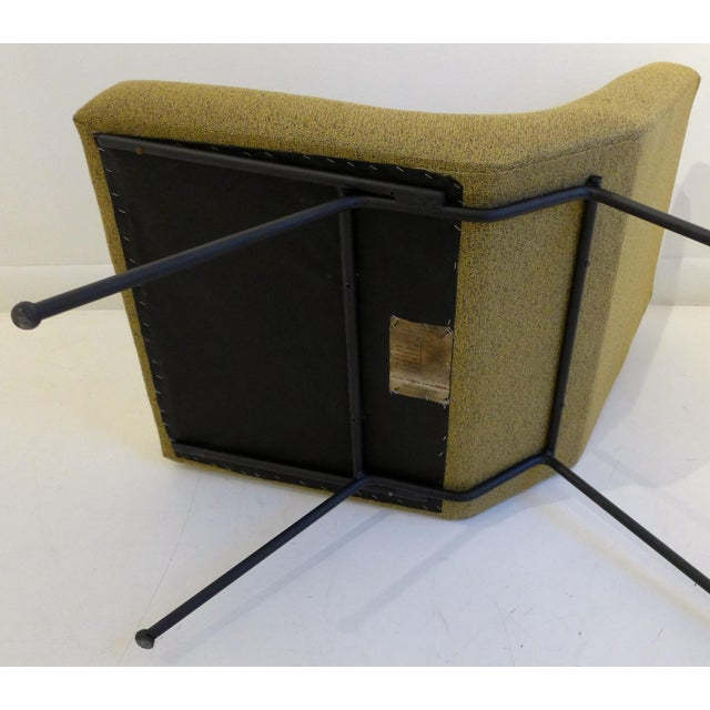 Lounge Chair with Ottoman by Adrian Pearsall For Sale In New York - Image 6 of 8