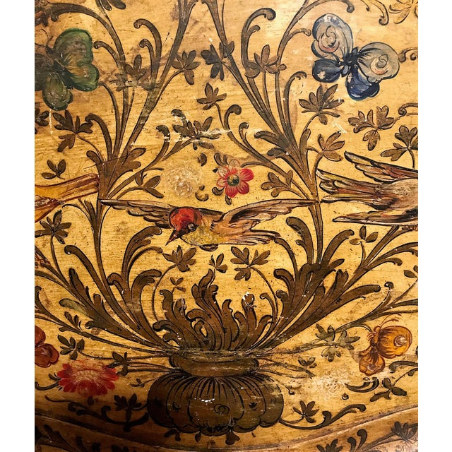 1920s Venetian Hand-Painted Serving Tray - Image 2 of 4