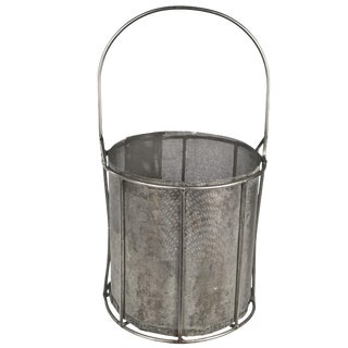 Handmade Perforated Bucket For Sale