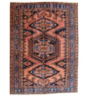Persian Viss Sarouk Rug - 9′4″ × 12′10″ For Sale
