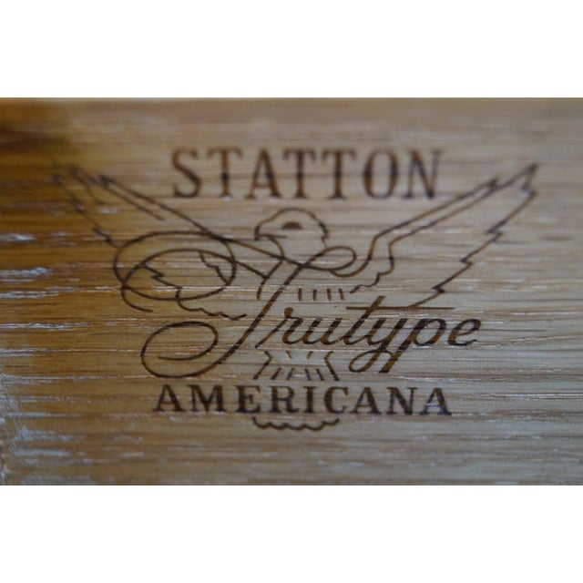 Statton Light Cherry Federal Style Sideboard - Image 7 of 10