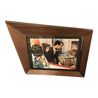 Forced Perspective Trapezoidal Picture Frame