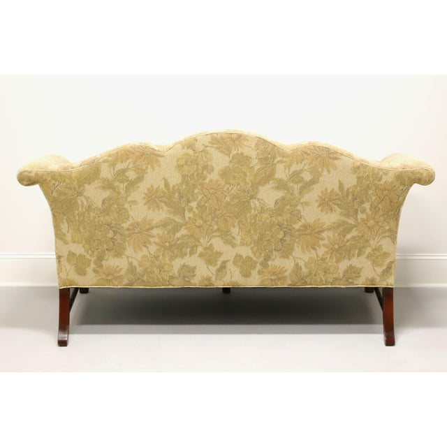 Southwood Camelback Chippendale Style Sofa For Sale - Image 4 of 13