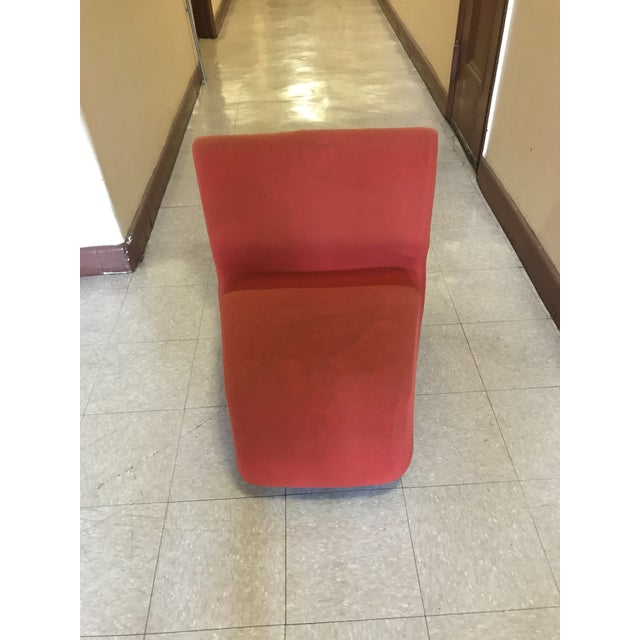Orange Herman Miller Chadwick Modular Seating For Sale - Image 9 of 11
