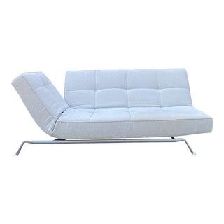 Late 20th Century Ligne Roset Italian Modern Smala Convertible Sofa For Sale