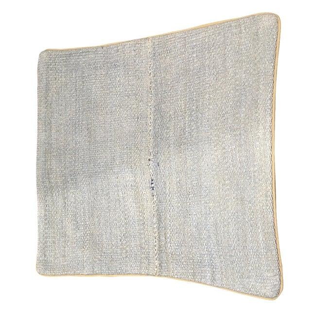Vintage Turkish Hemp Pillow - Image 1 of 4