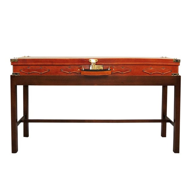 Late 20th Century 20th Century Traditional Musician Inspired Console or Accent Table For Sale - Image 5 of 5