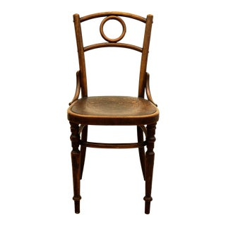 Austrian bentwood chair For Sale