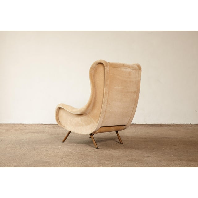 1960s 1960s Mid-Century Modern Marco Zanuso for Arflex Senior Chair For Sale - Image 5 of 12