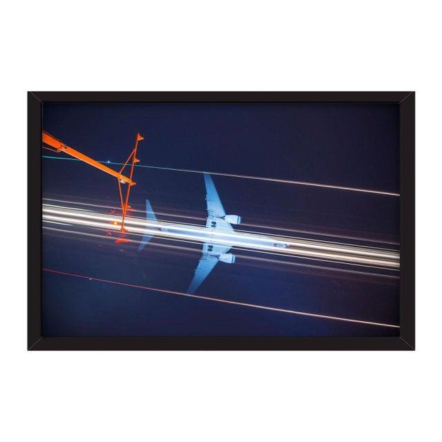 "Garret Suhrie ""Flight Overhead"" Framed Print - Image 1 of 3"