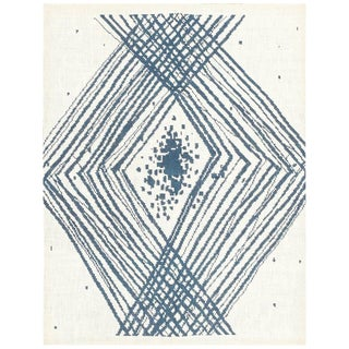 Vintage Scandinavian Double-Sided Swedish Tapestry Rug For Sale