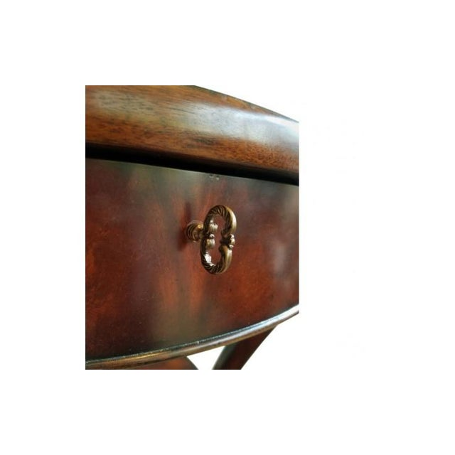 American American Classical Ralph Lauren Bedside Table For Sale - Image 3 of 9