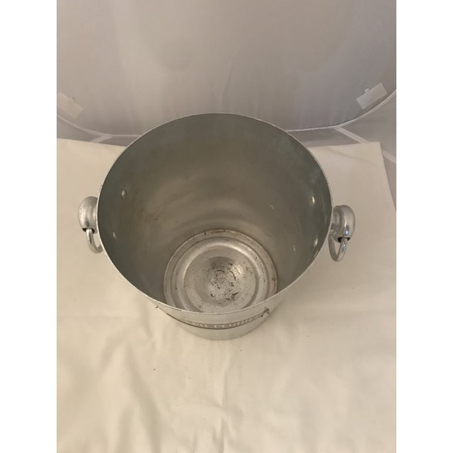 1980s Joseph Perrier Champagne Ice Bucket For Sale - Image 5 of 6