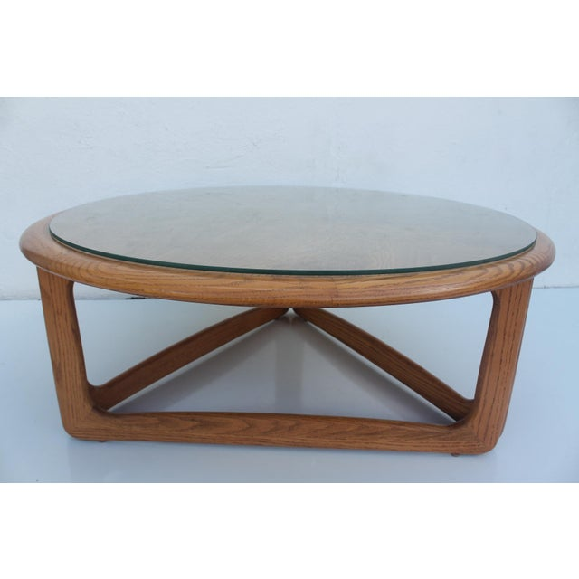 Lane Perception Round Coffee Table