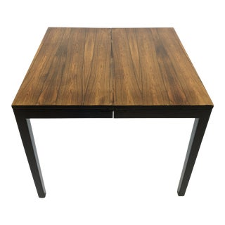 Herman Miller George Nelson Black Frame or Cube Group Dining Table For Sale