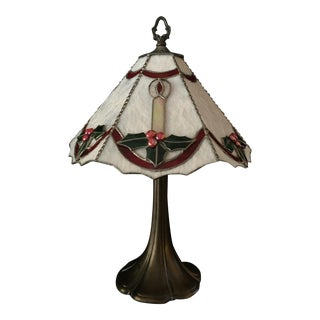 Christmas Table Lamp For Sale