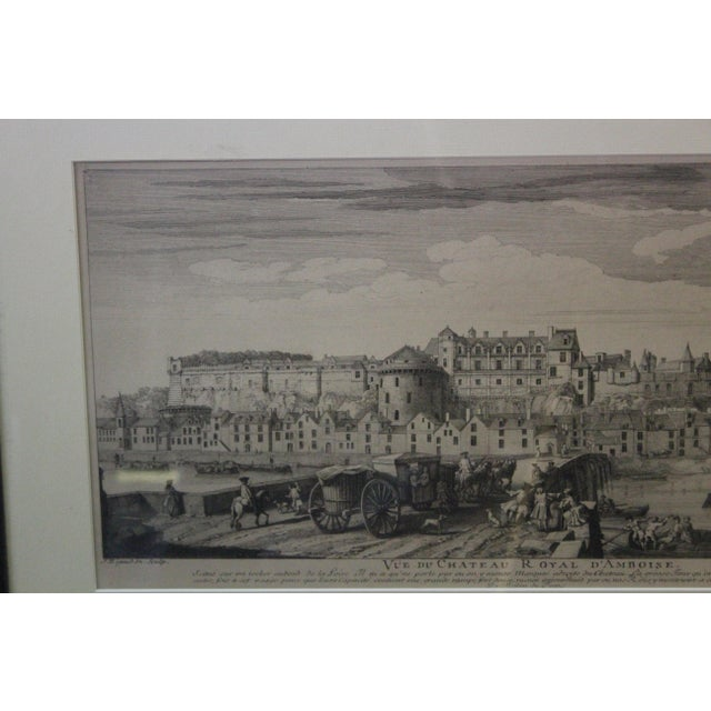 French French City Framed Print For Sale - Image 3 of 5