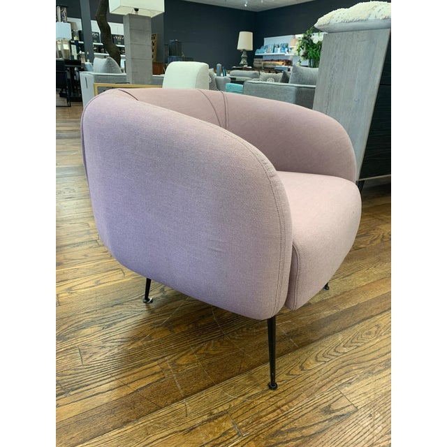 Materials: FRAME - Solid Pine, Plywood | UPHOLSTERY - 18% Polyester, 10% Linen, 57% Viscose, 15% Cotton | FILL - Foam,...