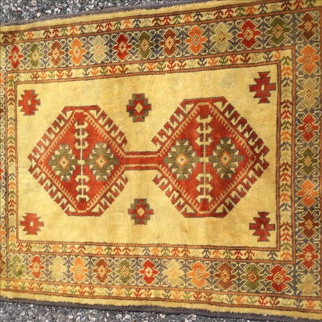 Turkaman Persian Rug - 2′2″ × 2′10″ - Image 4 of 9