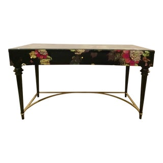 Cynthia Rowley for Hooker Furniture Fleur De Glee Writing Desk For Sale