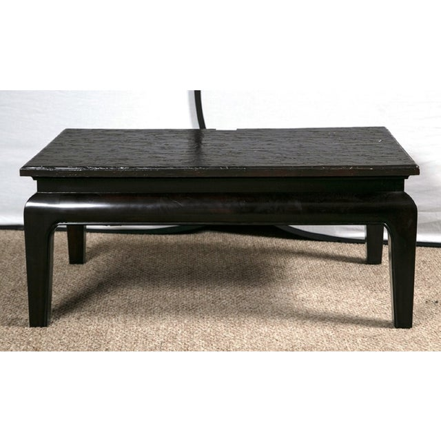 Contemporary Jack Fhillips William Beech Wood Console Table For Sale - Image 3 of 8