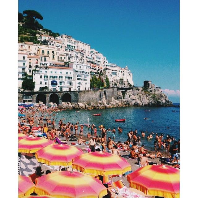"""Contemporary Nicole Cohen """"Umbrella-Ella-Ella"""" Large Photo Pigment Print For Sale - Image 3 of 3"""