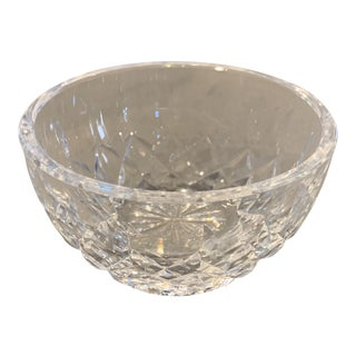 Waterford Crystal Knightsbridge Mini Bowl For Sale