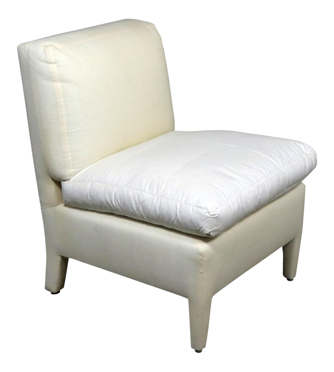 Donghia Slipper Chair By Angelo Donghia Not Slipcovered