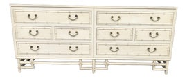 Image of Rattan Chests of Drawers