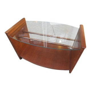 Custom Cabinet Company of Chicago Deco Coffee Table