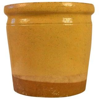 Enameled Terracotta Pot For Sale