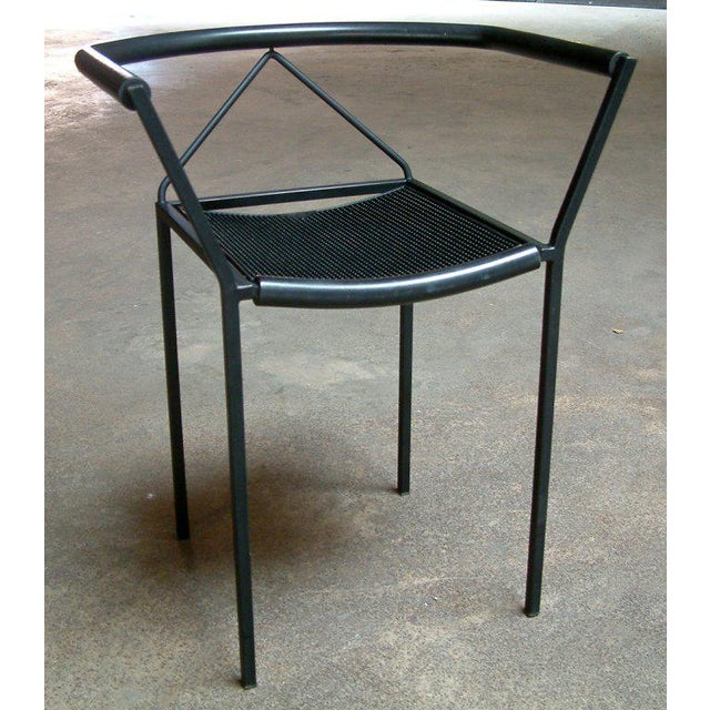 Maurizio Peregalli Zeus Chairs and Stool Set - 3 Pc. For Sale - Image 9 of 11
