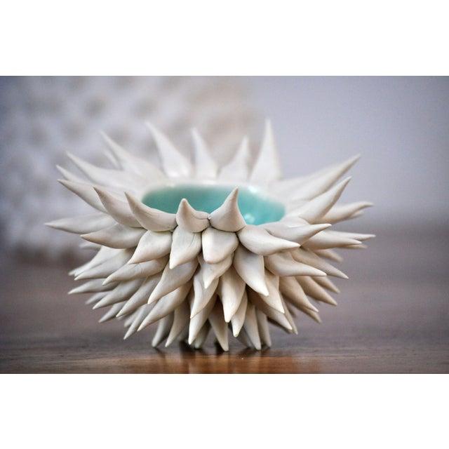 Micro Urchin Bowl in Copper Blue - Image 2 of 6