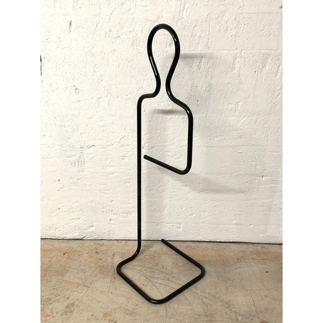 1970s Pierre Cardin Figural and Sculptural Valet Coat or Towel Rack For Sale - Image 5 of 10