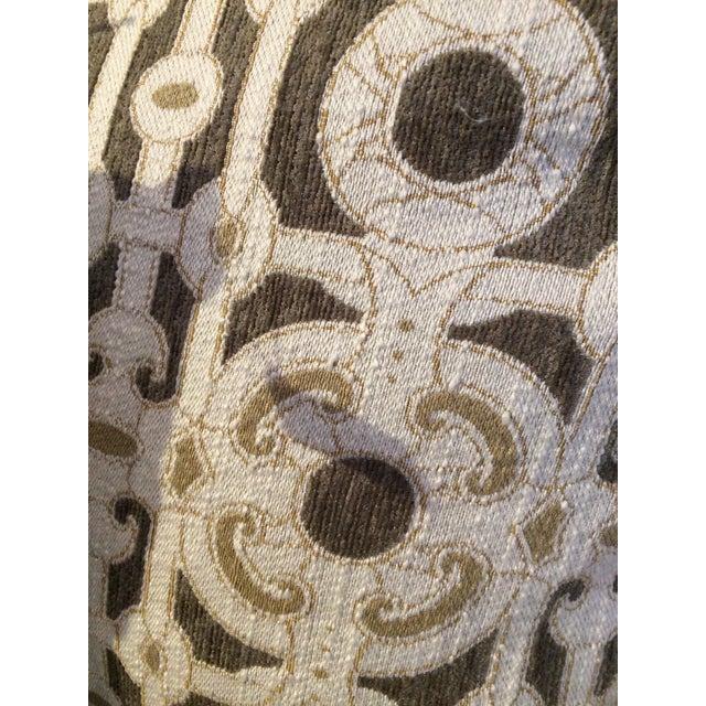 Cream & Brown Custom Pillow - Image 4 of 8