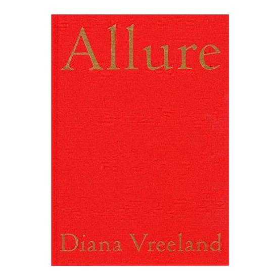 """Diana Vreeland """"Allure"""" 2002 Edition With Christopher Hemphill For Sale"""