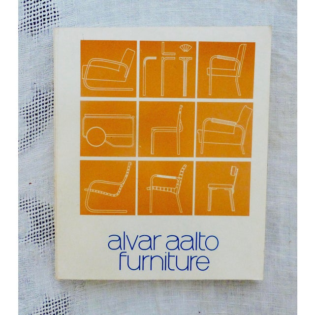 Page through this 'Alvar Aalto Furniture' book and you'll find nearly 300 illustrations of the master designer's work,...